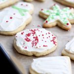 Easy Vegan Sugar Cookies!