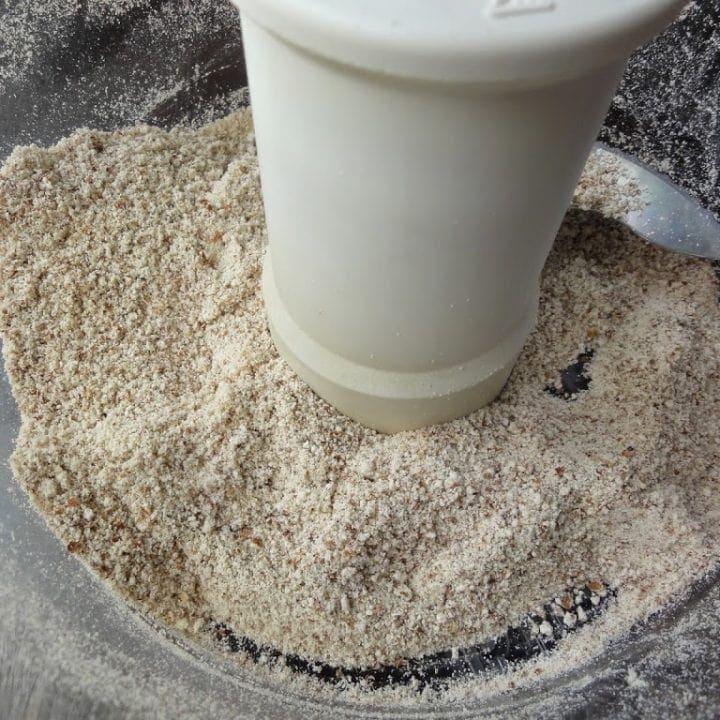 Almond Flour in a food processor