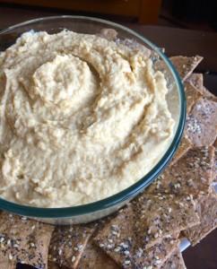 Basic Foolproof Hummus Recipe