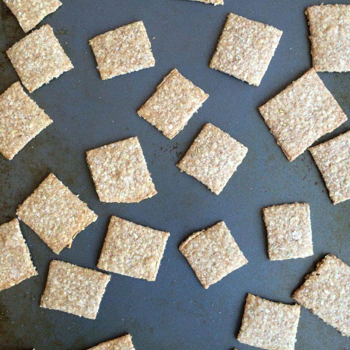 Whole Wheat Oatmeal Crackers medium zoom