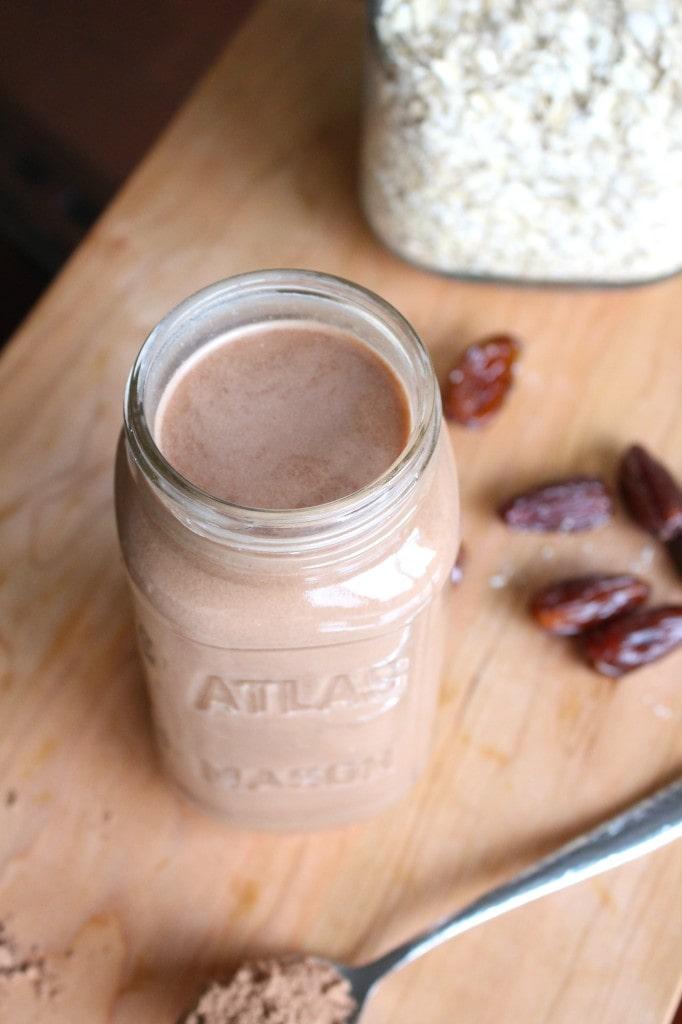 Chocolate Oat Milk