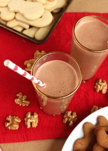 Healthy and Dairy-Free Hot Chocolate