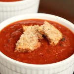Simple Blender Tomato Soup