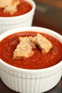 Spicy Blender Tomato Soup 2