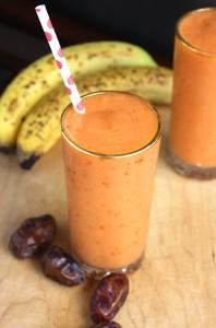 Papaya Date Smoothie 2