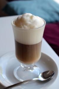 Soy Latte Poet's Corner Kinsale