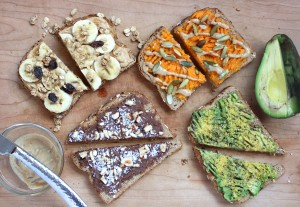 Creative Plant-Based Toast Ideas 5