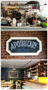 Little Choc Apothecary Collage