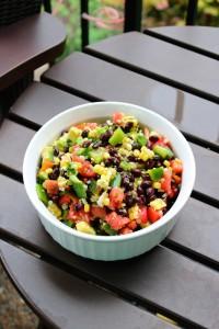 Simple Black Bean and Corn Salad 2