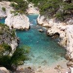 International Travel: Calanques at Marseille, France