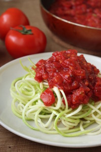 Oil-Free Simple Marinara Sauce 2