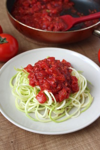 Oil-Free Simple Marinara Sauce 3