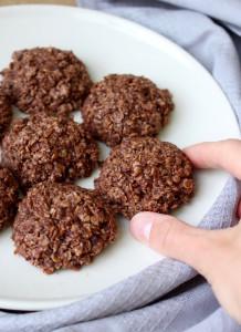 Recipe Redux No-Bake Cashew Butter Chocolate Oatmeal Cookies 3