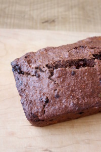 Double Chocolate Vegan Banana Bread 5