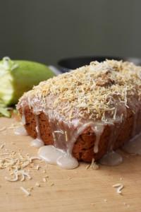 Vegan Coconut Zucchini Bread 2