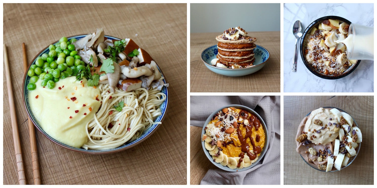 4 easy instagram recipes the conscientious eater forumfinder Image collections