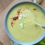 Recipe Redux: Vegan Cauliflower Curry Soup