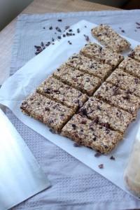 5 Ingredient Adaptable Granola Bars 2