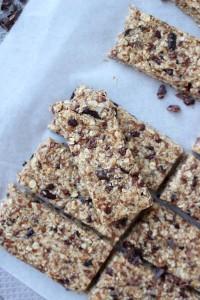 5 Ingredient Adaptable Granola Bars 5