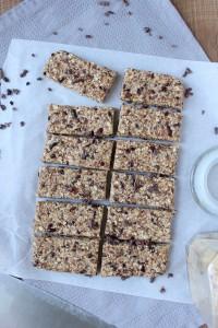 5 Ingredient Adaptable Granola Bars 6