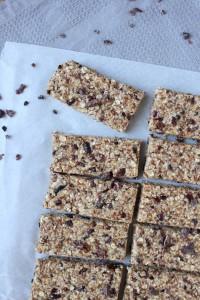 5 Ingredient Adaptable Granola Bars 7