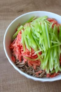 Cold Asian Noodle Salad 3