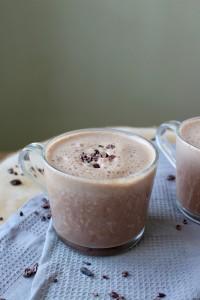 Creamy Dairy Free Hot Chocolate 3