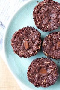 Vegan Toasted Coconut Chocolate Chunk Brownies 1