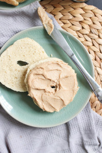 Dairy-Free Cinnamon Maple Cream Cheese-3