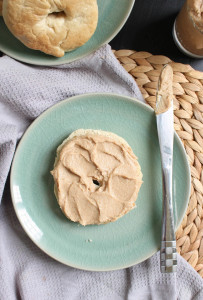Dairy-Free Cinnamon Maple Cream Cheese-5