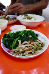 Eating Out in China Price Vegan 3