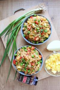 Recipe Redux 7 Ingredient Pineapple Stir %22Fried%22 Rice 4