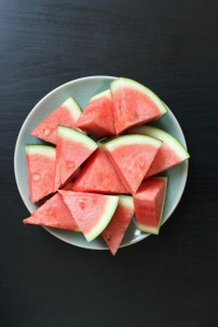 The Easiest Watermelon Smoothie