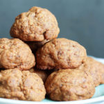 Vegan Chocolate Chip Gingersnap Cookies