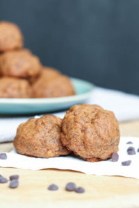 Vegan Chocolate Chip Gingersnap Cookies 1-6