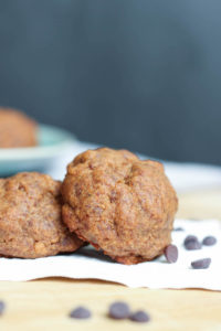 Vegan Chocolate Chip Gingersnap Cookies 1-7