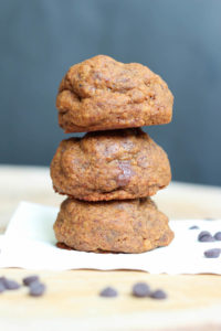 Vegan Chocolate Chip Gingersnap Cookies 1-8