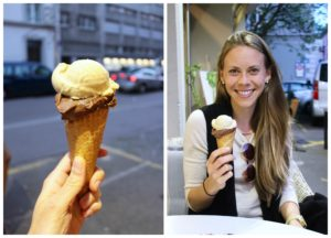 Vegan Ice Cream Zurich Collage