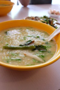 Chinese Congee Soup 1