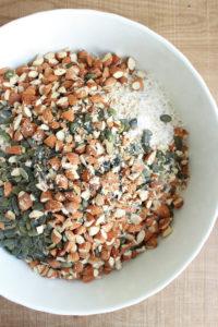 Family Size Basic Vegan Granola-1
