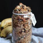 Family Size Basic Vegan Granola