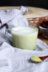 How to Make a Dairy-Free Matcha Latte-3