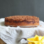 Vegan Mango Streusel Cake
