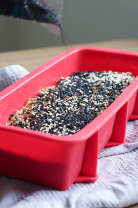 Black Sesame Tahini Vegan Banana Bread-4