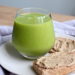 WIAW: Green Smoothies and Roasted Veggies