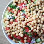 Simple Lemon Couscous Salad