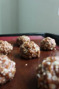 Vegan Coconut Oatmeal Cookies-1