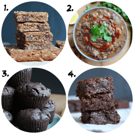 August Highlights Recipes