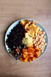 black-rice-beans-and-vegetables