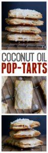 Vegan Coconut Oil Pop-Tarts